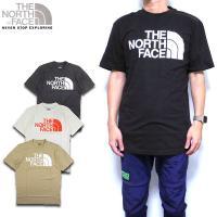 THE NORTH FACE(ノースフェイス)のメンズ Tシャツ。 USA企画!定番ロゴ Tシャツ ...