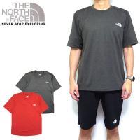 THE NORTH FACE(ノースフェイス)のUSAモデル! 軽量、速乾性素材のハイテクTシャツ ...