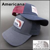 THE NORTH FACE(ノースフェイス)より、USAモデル 帽子 メッシュキャップ メンズ レ...