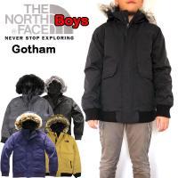 THE NORTH FACE (ノースフェイス キッズ)より USAモデル!【BOYS Gotham...