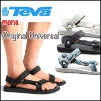 Teva(テバ) メンズ オリジナル ユニバーサル サンダル アウトドア界に革命をもたらしたスポーツ...