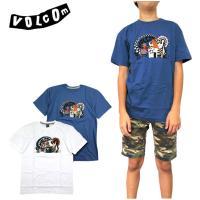 VOLCOM BOYS(ボルコム キッズ ボーイズ)より YOUTH HOMELAND TEE T-...