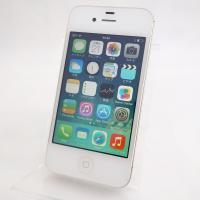 【ソフトバンクSIMロック】 iPhone4 16GB ホワイト MC604J/A