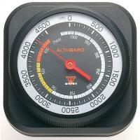 【内容】 見やすいアナログ式の高度・気圧計。薄型でコンパクトなので登山中もかさばらず邪魔になりません...