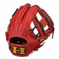 ハイゴールド Hi-Gold OKG-6126 己極 軟式 グラブ 二塁手 遊撃手 Fオレンジ 野球 グローブ ベースボール 右投げ 野球用品