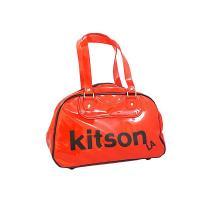 キットソン KITSON ハンドバッグ KHB0559 レッド×ブラック