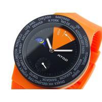 エイトップ ATOP ワールドタイム 腕時計 世界時計で有名な台湾ATOP社のファッションウォッチ。...