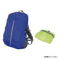 ポケッタブル デイパック 12-6585-80 ネイビー カジュアルバッグ 旅行用バッグ