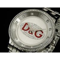 ドルチェ&ガッバーナ ウォッチコレクションTIME  有名タレントも御用達の定番ブランド「D&G」エ...