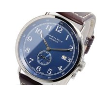 アメリカの名門ウォッチメーカー、ハミルトン。その歴史は古く1874年に創業された時計製造会社にまでル...