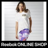 【商品名】 リーボック Tシャツ Reebok ダンス ポケットTシャツ  【カラー】 チョークS1...