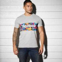【商品名】 リーボック Tシャツ Reebok 【2017春夏】プリントTシャツ CLASSIC (...