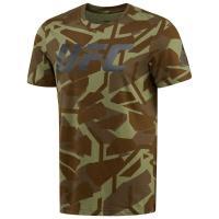 【商品名】 リーボック Tシャツ Reebok UFC カモグラフィック ショートスリーブTシャツ ...