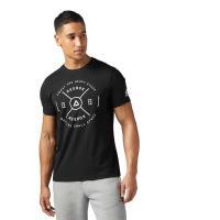 【商品名】 リーボック Tシャツ Reebok Tシャツ  【カラー】 ブラック  【商品仕様】 ・...