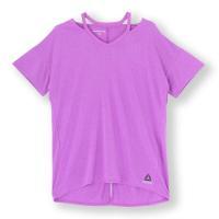 【商品名】 リーボック Tシャツ Reebok LAVATシャツ  【カラー】 ビシャス バイオレッ...
