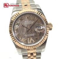 ROLEX ロレックス  179171 デイトジャスト ロータスフラワー VIダイヤ 腕時計 SS/...