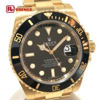 【商品名】ロレックス サブマリーナ デイト メンズ腕時計 【型番/シリアル】116618LN   V...