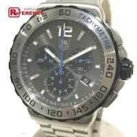 【商品名】タグホイヤー フォーミュラ1 クロノグラフ メンズ腕時計 【型番】CAU1119 【ムーブ...