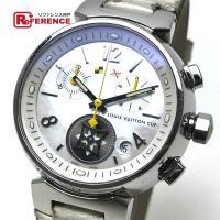 【商品名】ルイヴィトン タンブール ラブリーカップ MM レディース腕時計 【型番】Q132C 【ム...
