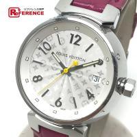 【商品名】ルイヴィトン タンブール レディース 腕時計 【型番】Q1313 【ムーブメント】クォーツ...