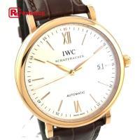 【商品名】インターナショナルウォッチカンパニー ポートフィノ メンズ 腕時計 【型番】356504 ...