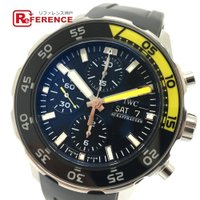 IWC インターナショナルウォッチカンパニー  IW376709 メンズ腕時計 アクアタイマー クロ...