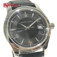【商品名】ハミルトン アメリカン クラシック ジャズマスター メンズ腕時計  【型番】H184517...
