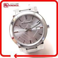 BURBERRY バーバリー  BU9035 メンズ腕時計 シティ 腕時計 SS×GP メンズ