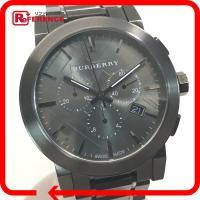 BURBERRY バーバリー  BU9354 メンズ腕時計 クォーツ クロノグラフ シティ 腕時計 ...