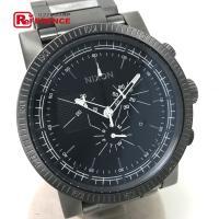 【商品名】ニクソン マグナコン メンズ腕時計 【型番】NA154632 【ムーブメント】クォーツ(電...