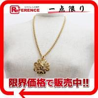 【商品名】シャネル 95P ペンダントネックレス 【型番】 - 【カラー】ゴールド 【素材】メタル ...