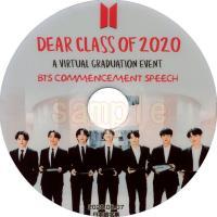 【韓流DVD】BTS 防弾少年団【DEAR CALSS OF 2020 】2020.06.07 (日本語字幕) ★バンタン