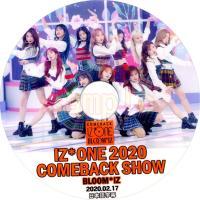 【韓流DVD】IZ*ONE [COMEBACK SHOW ] 2020.02.17 (日本語字幕) ★ アイズワン IZONE