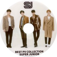 【韓流DVD】 SUPERJUNIOR 【 2020 BEST PV Collection 】★ K-POP SUPER JUNIOR