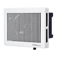 メーカー:三菱電機 品番:V-13B6  ●エクスリーファン採用で大風量化 ●風圧式シャッター付 ●...