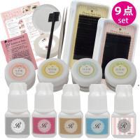 内容 フレアラッシュ(60束入)×1  艶 Premium Sable Lash(4500本入)MI...