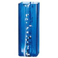 花瓶 ガラス 化粧箱入 最大10.5cm-10.5cm 高さ29.5cm  花瓶 フラワーベース 花...