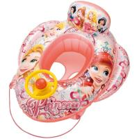 足抜き穴に足を通し、座らせる形で使う幼児用浮き輪です。水上でプカプカリラックスできるウキワはプールや...