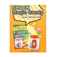 ビリビリ電気ショック キャンディーポット型グッズ ガキの使いでも話題 ドッキリびっくり 電流 マジックキャンディー