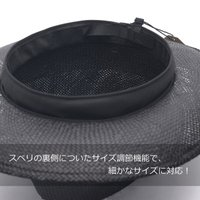【帽子 メンズ 春 夏】 EDO HAT エドハット 日本製 チロリアンハット ストローハット ナチュラル