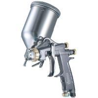 明治機械製作所 F-ZERO TypeB カップ付き 重力式スプレーガン クリヤーソリッド用|repair-and-paint