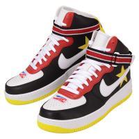 sports shoes 60d66 30f6f ナイキ ラボ リカルド ティッシ メンズ エア フォース 1 ハイカット Nike Lab Air Force 1 Hi Rt AQ3366 600 ヴィクトリアス  ミノタウロス