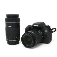 メーカー名: Canon 型番: EOS8000D-WKIT カラー: ブラック 重量: 565g ...
