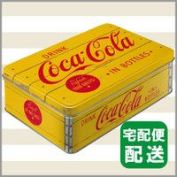 ■缶ケース クラシックなコカコーラデザインの缶ケースを海外から直輸入しました。おしゃれでかわいい小物...