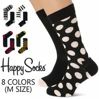 ■HAPPY SOCKS Happy Socks(ハッピーソックス)は、2008年にスウェーデンで設...