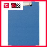 【商品名】(まとめ) TANOSEE 用箋挟 A4タテ ブルー 1枚 【×20セット】