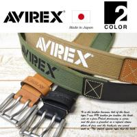 AVIREX(アビレックス)から、からコンビレザーベルトが 登場しました。  着用時には見る角度によ...