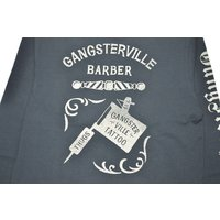 GANGSTERVILLE TATTOO PARLOR POCKET L/S T-SHIRTS (BLACK) ギャングスタービル 長袖 Tシャツ/GLADHAND