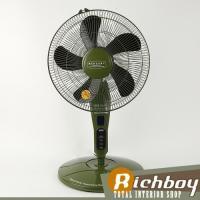 アメリカン雑貨の定番「MERCURY」のスタンドファン(扇風機)です。アメリカンテイスト満載のMCR...