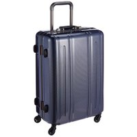 ca688279d5 《レトロな雰囲気を加えた丈夫なハードスーツケース》EVERWIN 機内持込可スーツケースEVERWIN BE Narrow 60L(EW31238) ネイビーカーボン コンパクトで、レトロな雰囲気 ...